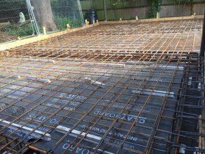 Steel reinforcement - B and R Steel
