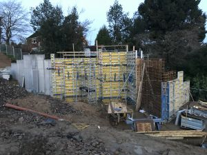 Concrete Frame Contractors - B and R Steel