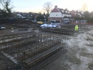 Steel Fixing - B and R Steel