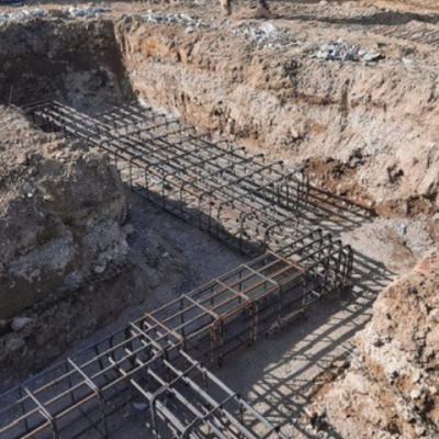 Reinforced Concrete Contractor