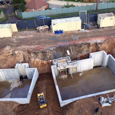 Insulated Concrete Formwork - B and R Steel